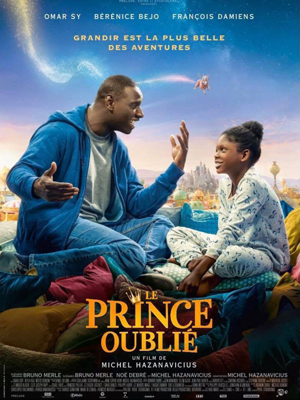 PRINCE OUBLIE