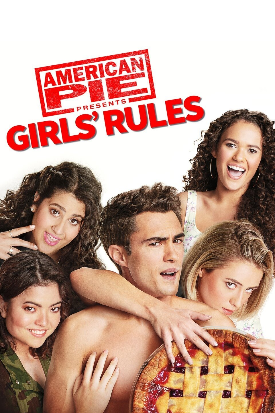 AMERICAN PIE - GIRL'S RULE